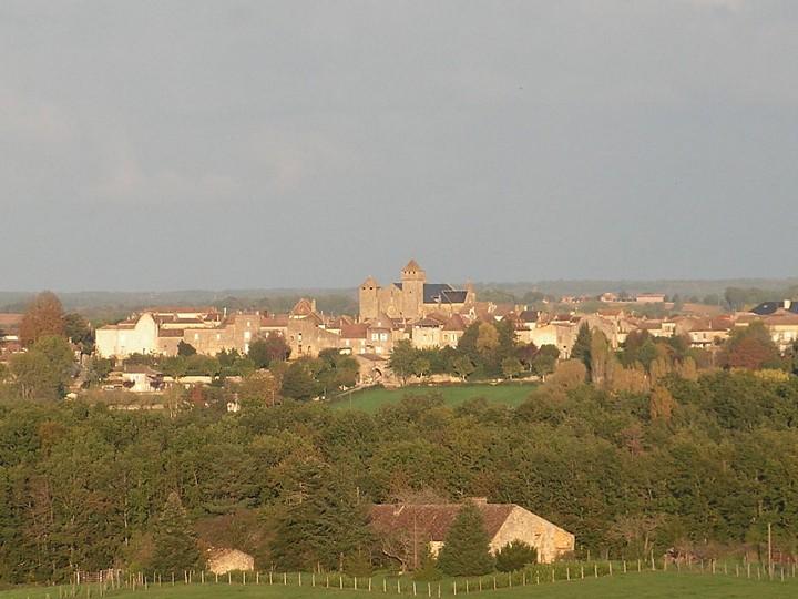 Boucle de Belpech - Beaumontois en Périgord