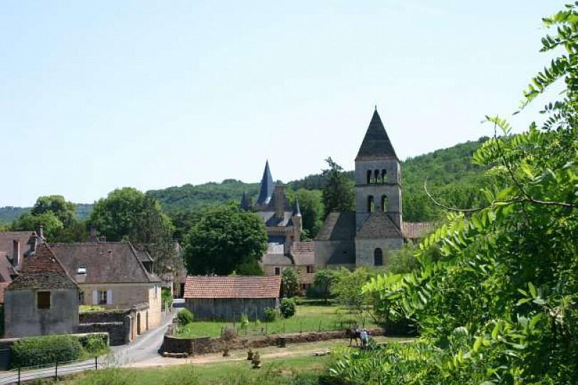 Boucle du Tour de Saint Léon. Plus beaux villa ...