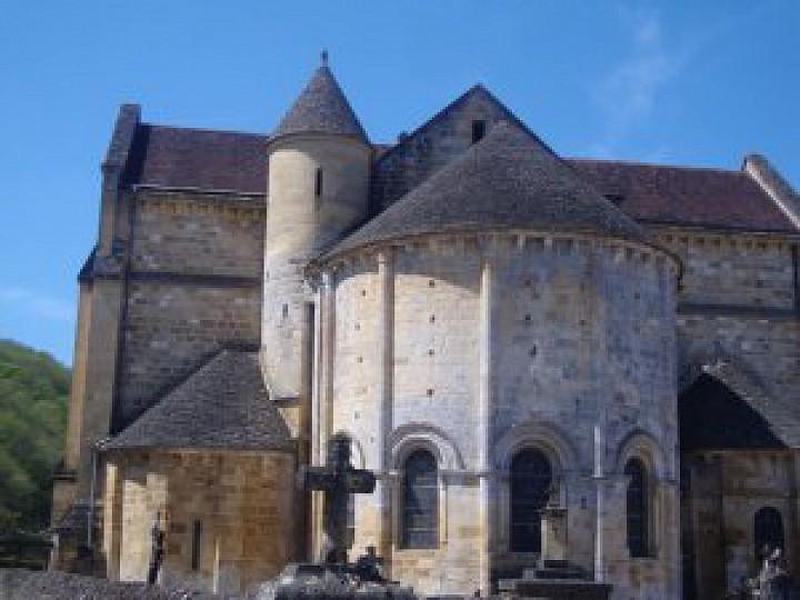 Chemin de Barker en Vallée Dordogne Etape 2