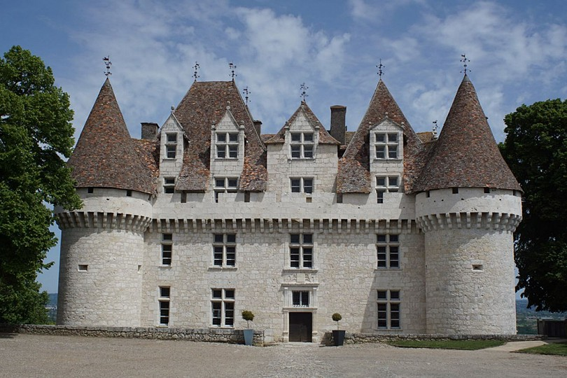 De Bergerac à Rocamadour Etape 1