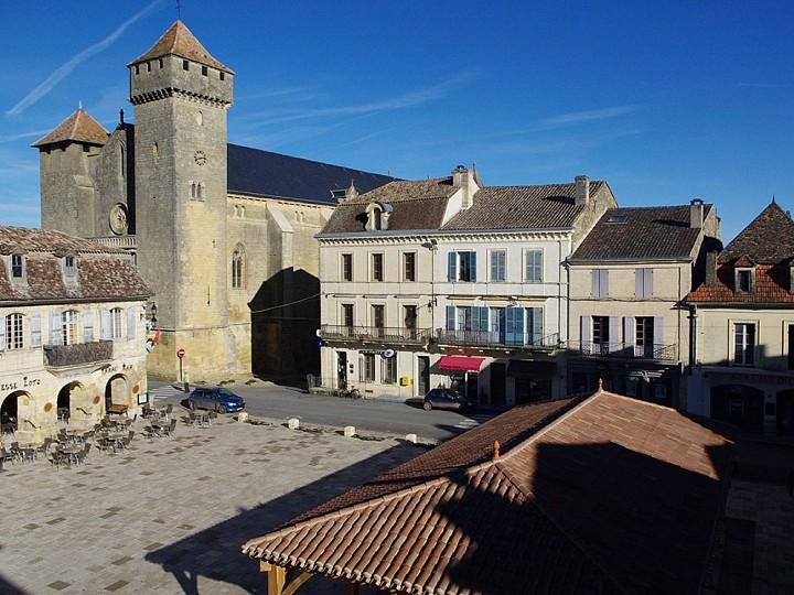 De Bergerac à Rocamadour Etape 4