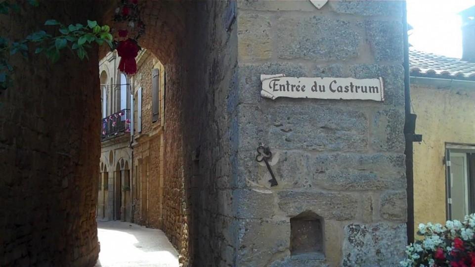 De Bergerac à Rocamadour Etape 6