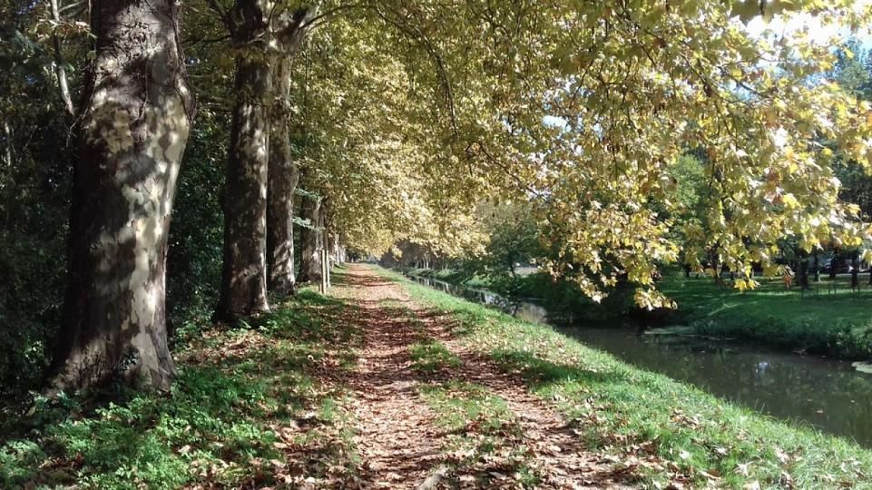 Boucle du canal de Lalinde - Lalinde