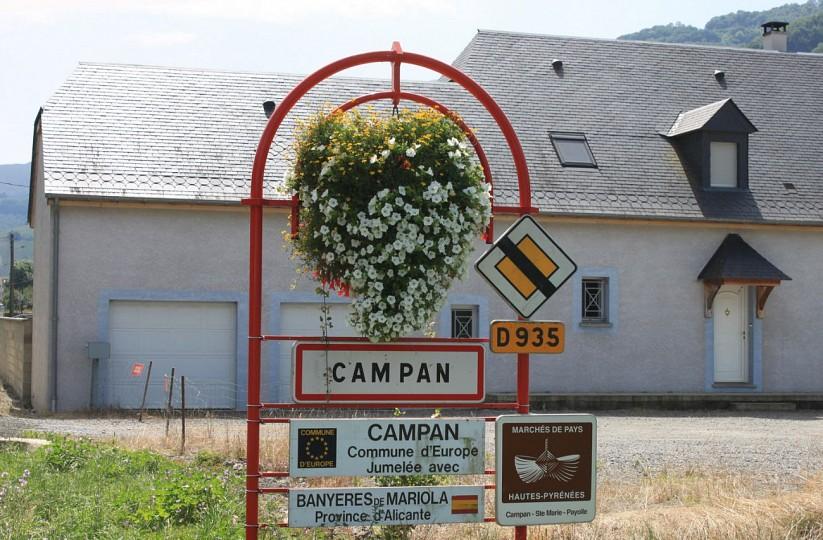 CAMPAN, MILLE USAGES POUR UNE RIVIÈRE, AU GRÉ  ...