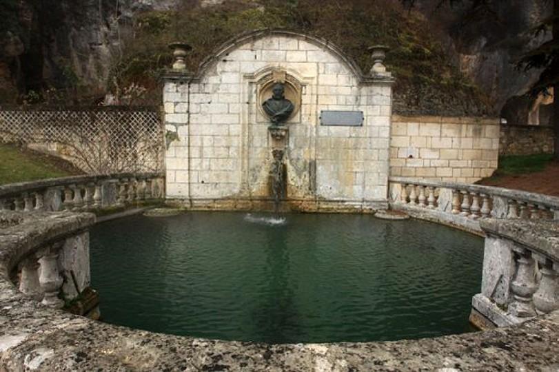 Boucle de l'abbaye de Brantome