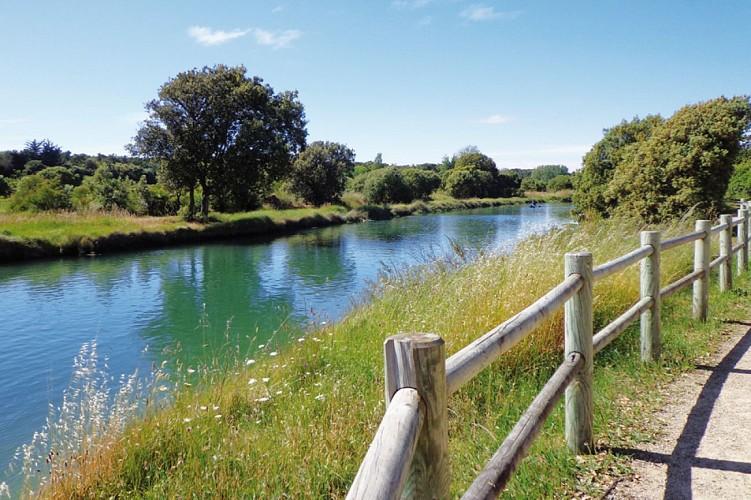 Le Canal - Olonne sur Mer Quartier des Sables d'Olonne
