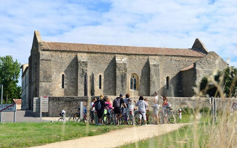 Le Moulin Saint-Jean - Les Sables d'Olonne- Quartier du Château d'Olonne
