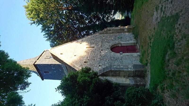 Balade à vélo, boucle jusqu'à la chapelle des Forges de Clermont - Beuvron en Auge