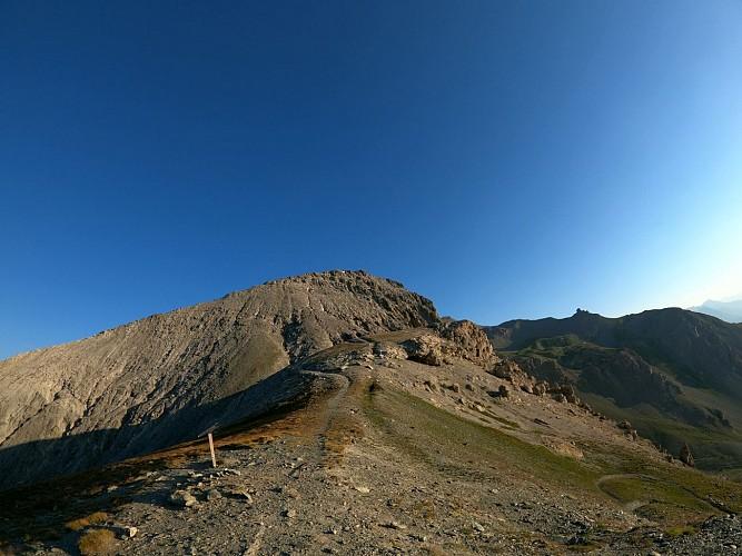 Randonnée - Le Mont Chaberton