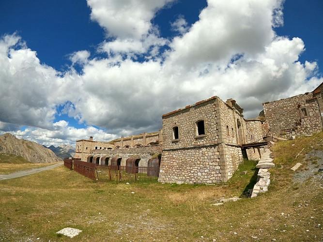 Randonnée - Le Tour des Forts par le TMX des Chalmettes et le TS des Gondrans