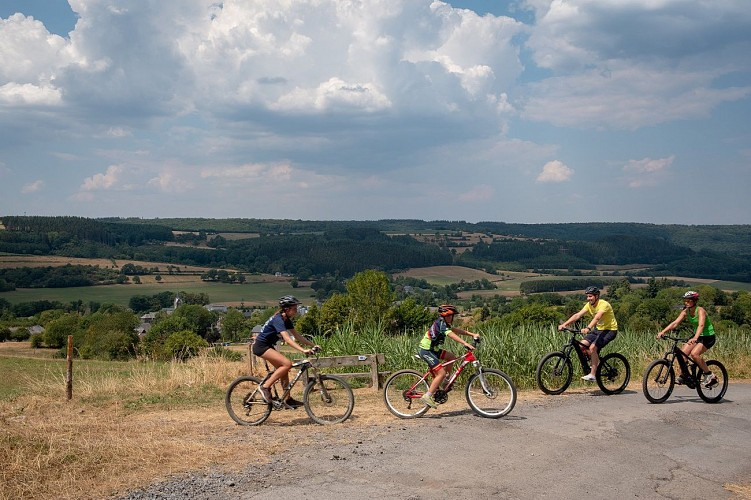 Houffalize - Mountainbike  4