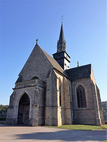 Eglise de Blainville-Crevon