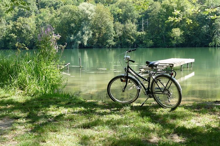 Radausflug - Von Bois le Roi bis Moret-sur-Loing
