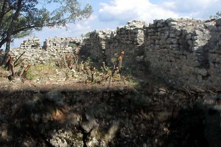 L'oppidum de Piégu