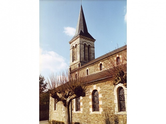 Eglise St-Marc d'Ouilly