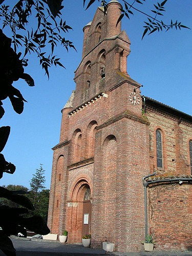 Eglise Beaufort