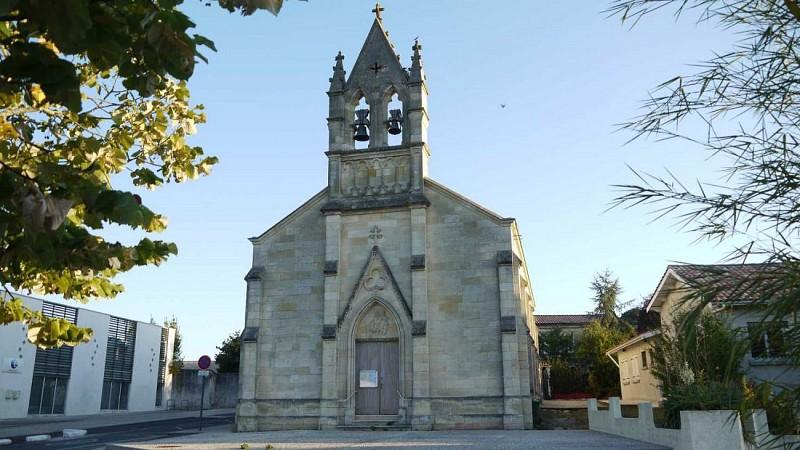 Eglise de Caychac