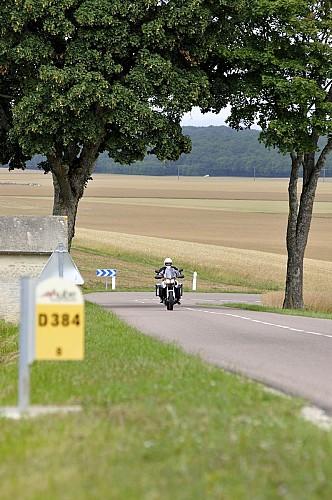 Virée à moto n°7: Pays d'Othe