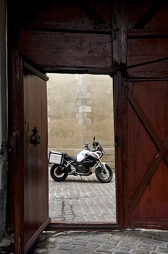 Virée à moto n°6: Pays d'Armance - Côte des Bar