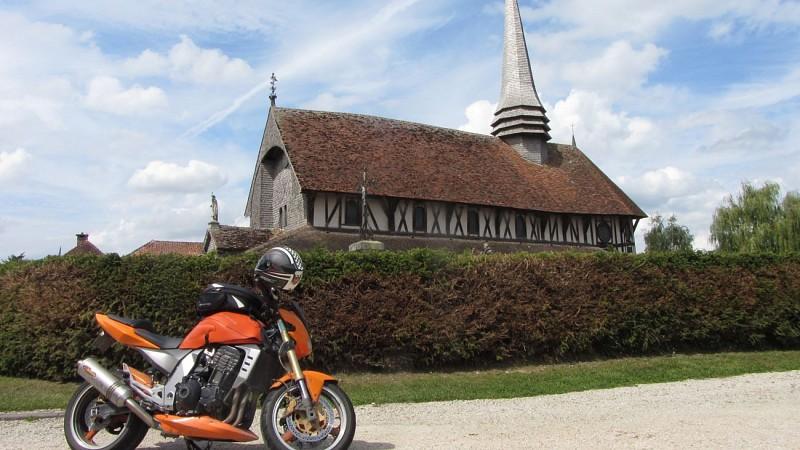 Virée à moto n°5: Les Grands Lacs de la Forêt d'Orient