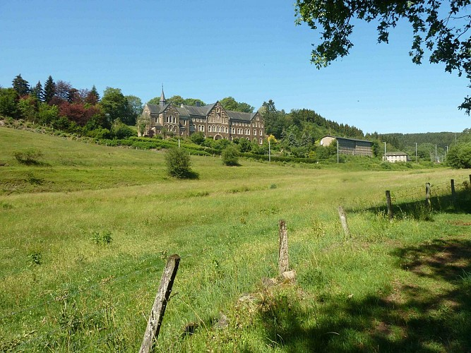 Escapardenne Eislek Trail - Etape 2 - Clervaux - Moulin d'Asselborn