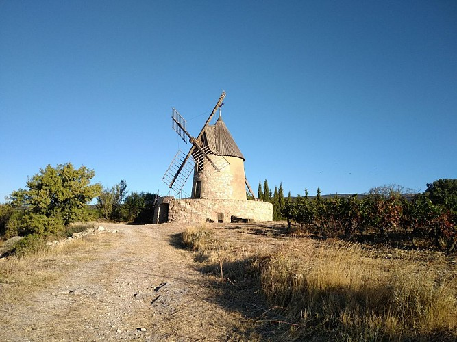 moulin de Villeneuve