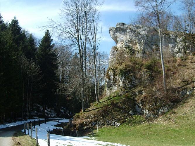 Roche de Valbirin