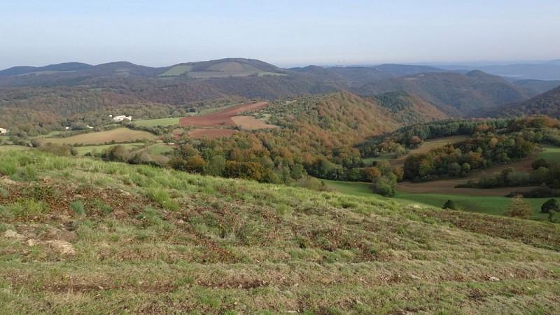 Col de Bobes, vers le N (hameau de Bobes)