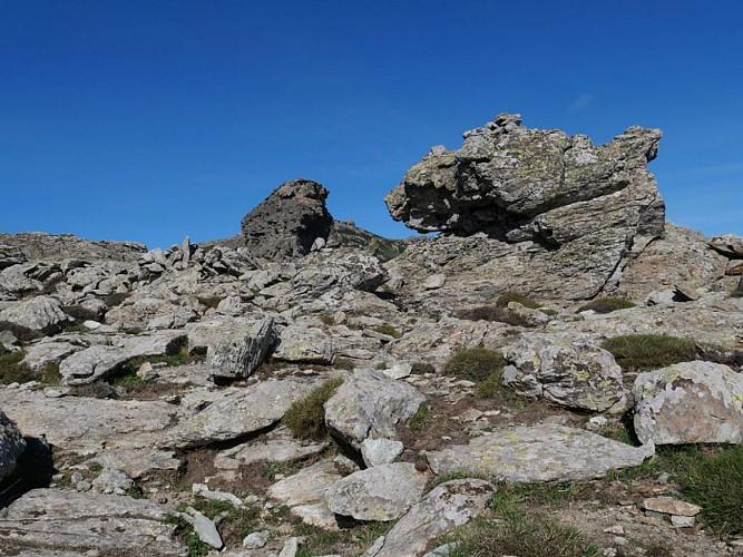Cap Corse, Sentier des Crêtes, 2ème étape