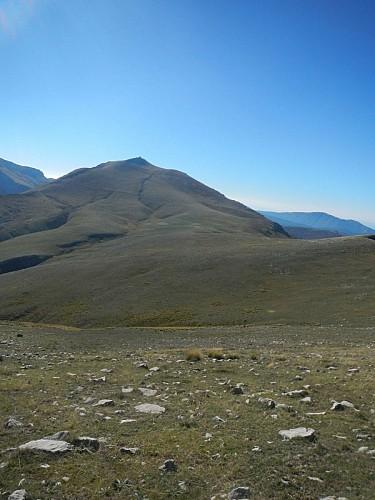 Majastres-Blieux par les crêtes du Mont Chiran