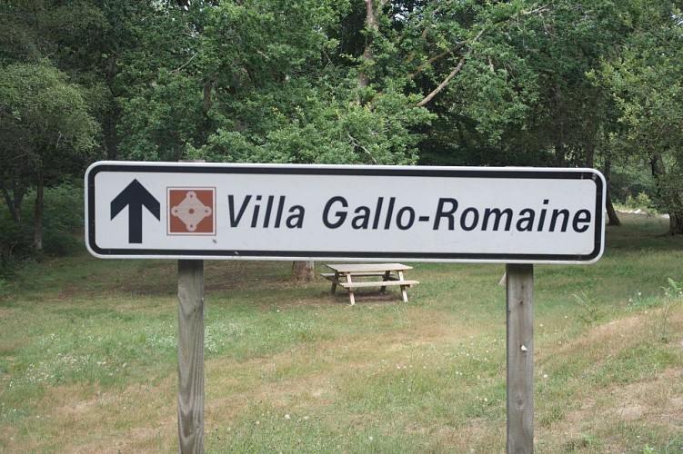 Villa Gallo Romaine