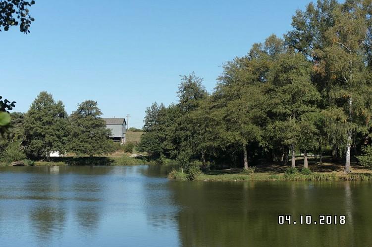 lac de la Nauté