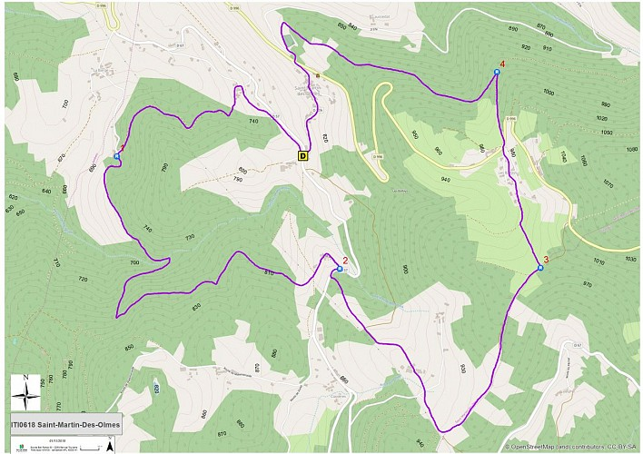 Saint-Martin-des-Olmes (carte)