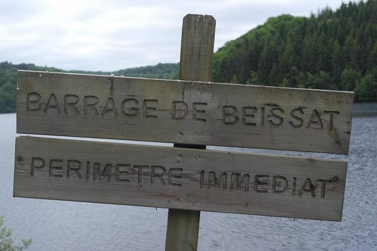 Barrage de Beissat