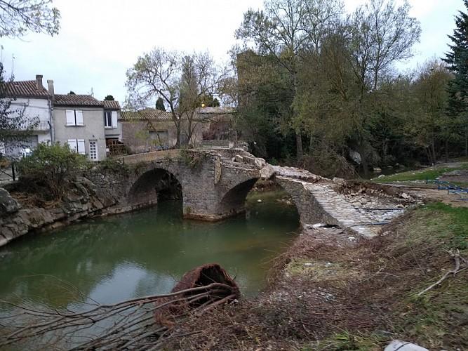pont de Mas des Cours
