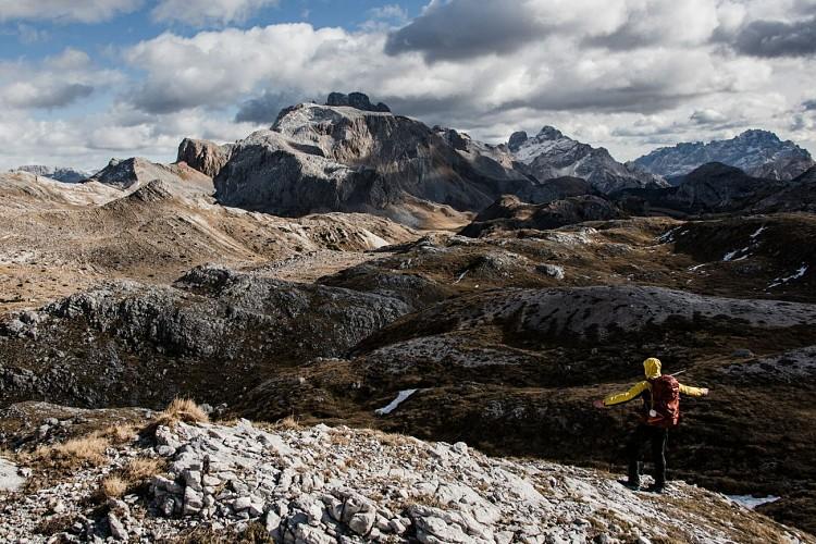Lac de Braies et Alpe de Fosses