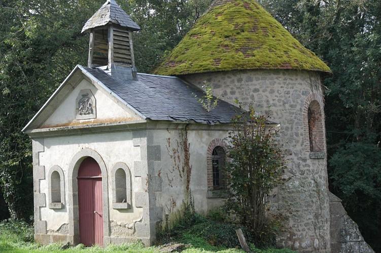 chapelle prés le chateau
