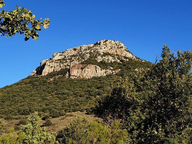 Traversée des crêtes du Vissou depuis Cabrières