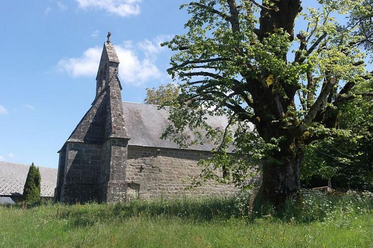 l' église de Templiers