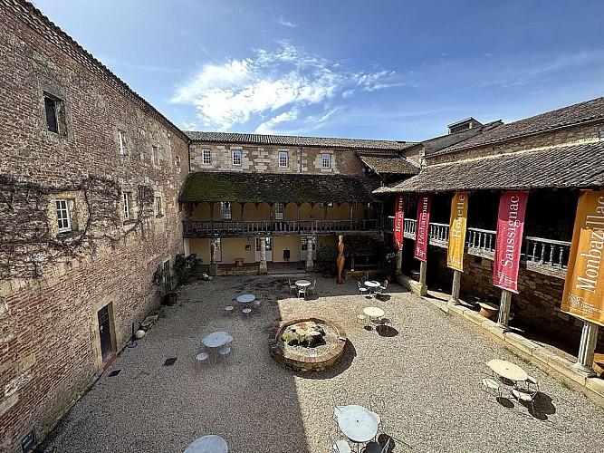 Les Pas de Cyrano à Bergerac