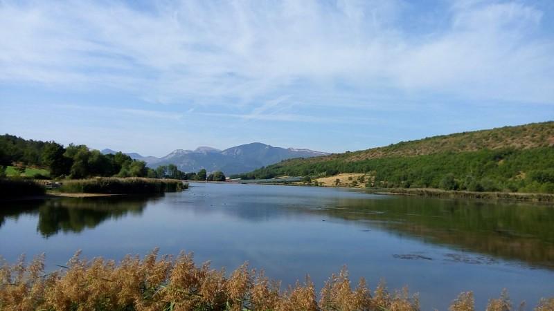 """Hiking trail """"Tour du lac de Mison"""""""