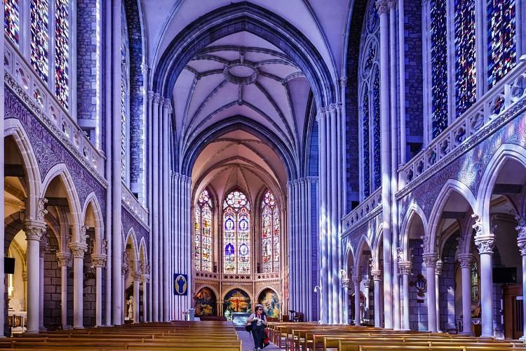 PONTMAIN - découverte des lieux de culte