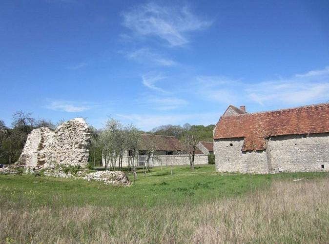 Ancienne-abbaye-cistercienne-de-Citeaux-1-ND-de-l'Aumone©P-Vandeweghe