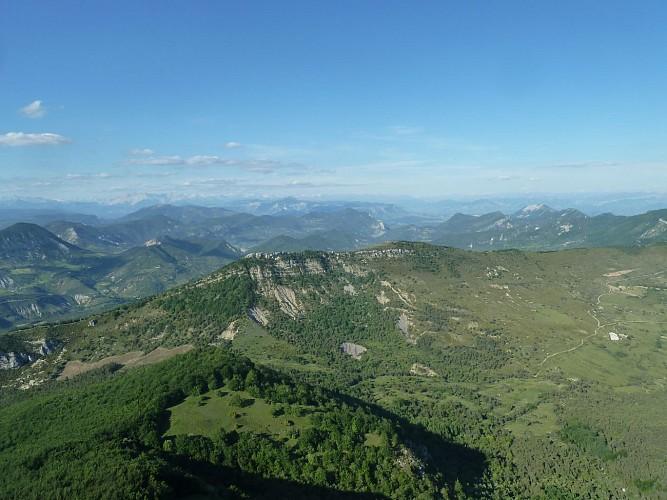 """Hiking trail """"l'Arsuc"""""""