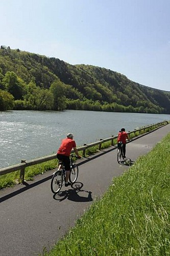 The Trans-Ardennes greenway