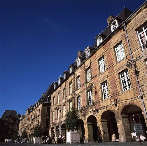 De Charleville Mézières à Reims