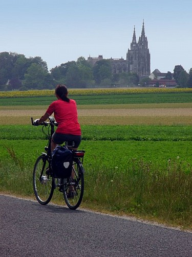 De Sainte-Ménehould à Châlons-en-Champagne