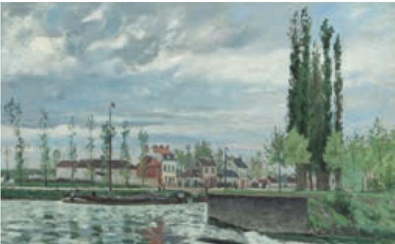 Pissarro à Pontoise