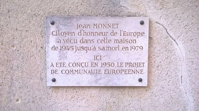 Houjarray - Maison de Jean Monnet