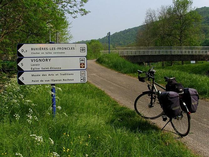 Le Canal entre Champagne et Bourgogne